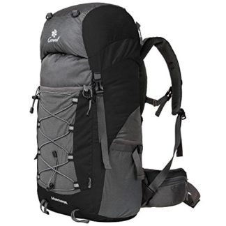 90+10L Travel-Backpack Hiking Backpack Camping Outdoor Sports Daypack Waterproof